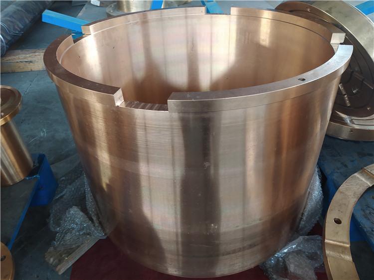 西蒙斯圆锥破碎机铜套生产销售