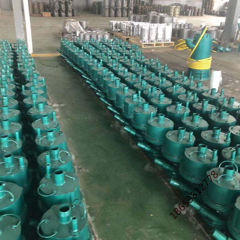 FQW25-50风动泵技术参数 QYW矿用风动潜水泵特点