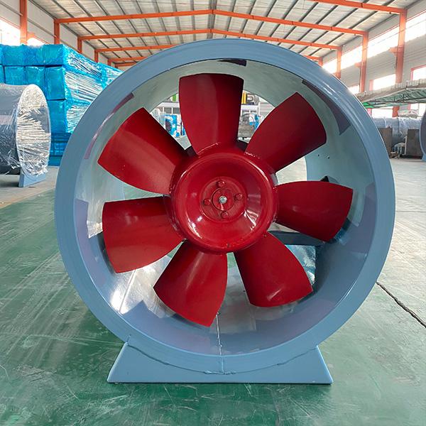 HTF高温排烟风机,3C消防排烟风机,轴流式双速排烟风机