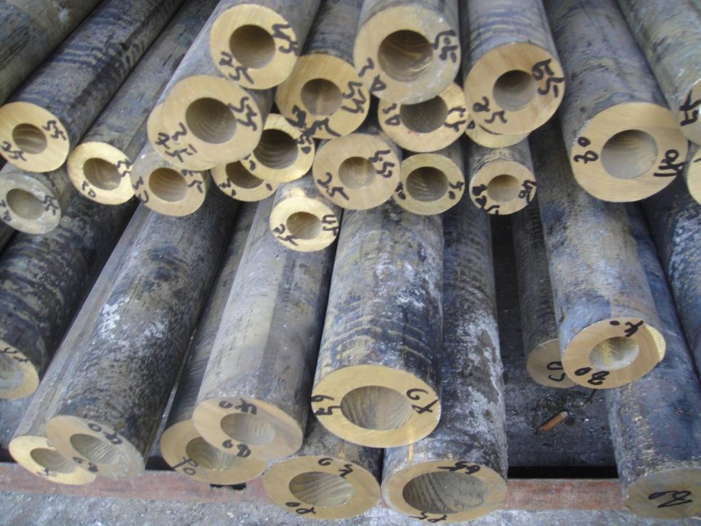 批量供应各种规格高力黄铜管