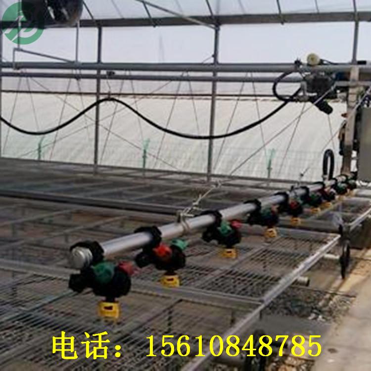 温室喷灌机 喷灌机的参数行程设置