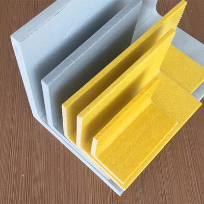 玻璃钢FRP型材防静电绝缘角钢