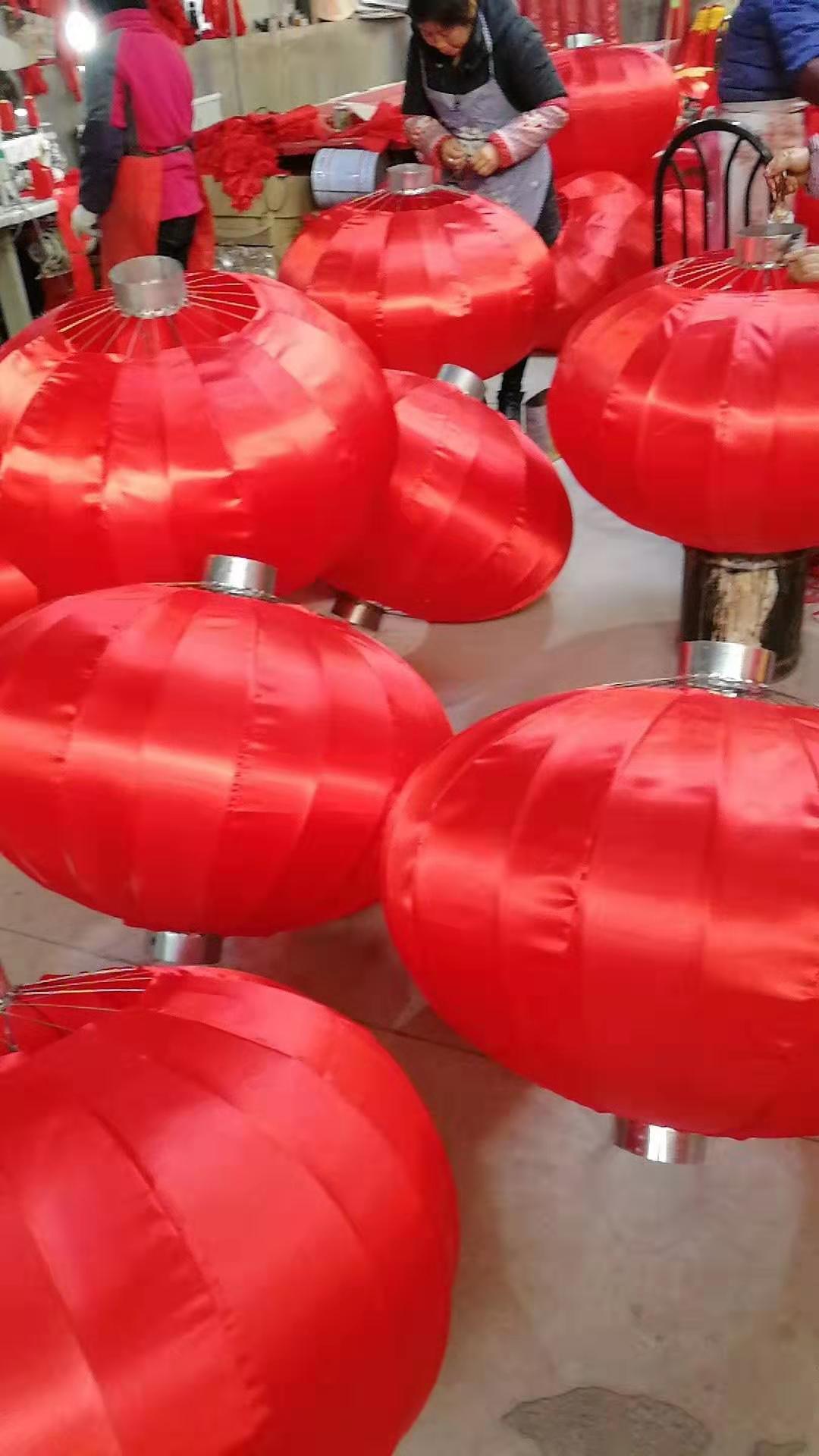 西安春节花灯厂家   西安 春节灯笼