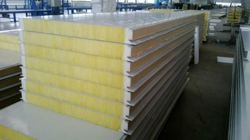 深州不锈钢玻镁净化板生产安装厂家