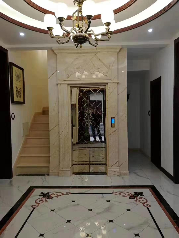 济南酒店电梯装饰扶梯客梯大厦别墅电梯装饰翻新