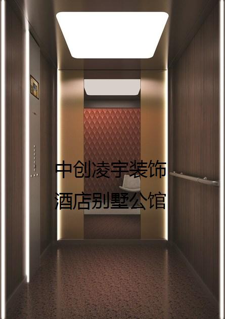 河北地区电梯装潢酒店大厦别墅电梯装饰