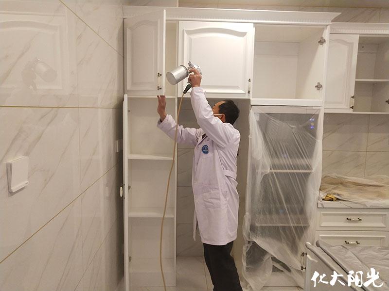 新装修房子去除甲醛化大阳光除去室内装修甲醛