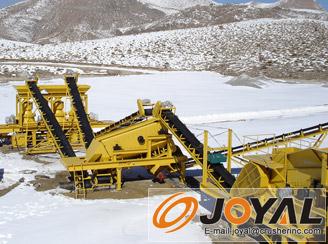 破碎制砂机设备广受玄武岩生产厂家欢迎