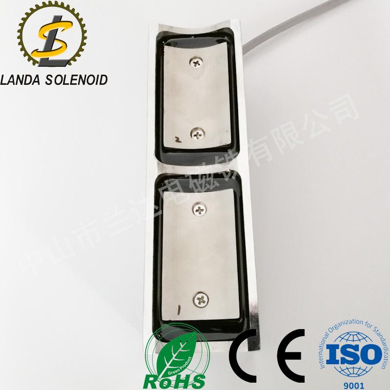 厂家机械手起重电磁铁HY2504939 方形吸盘式电磁铁