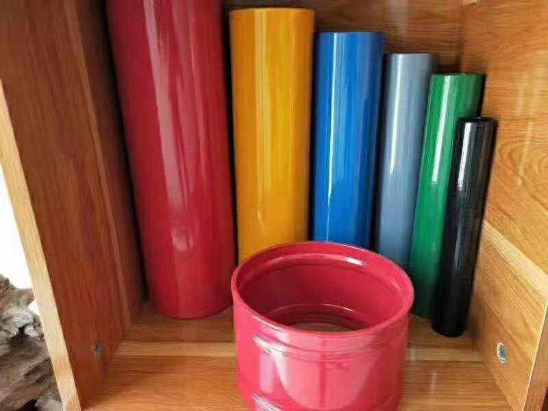 洛阳环氧树脂涂塑钢管现货库存