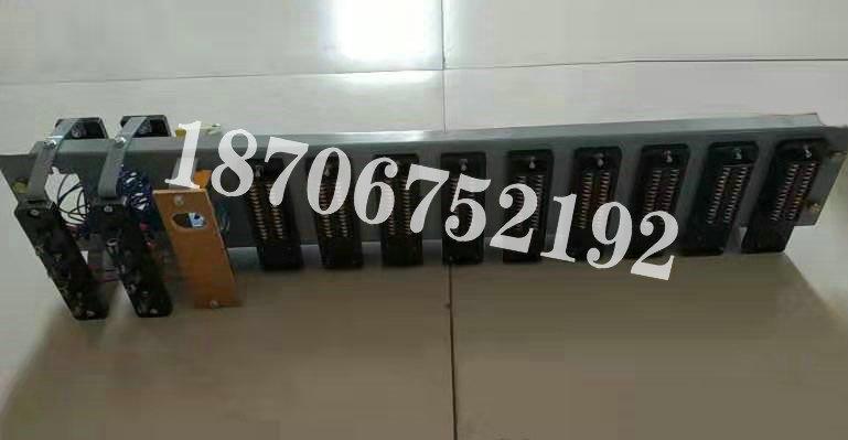 轉轍機20位插接件鐵路18柱端子陜西鴻信鐵路設備