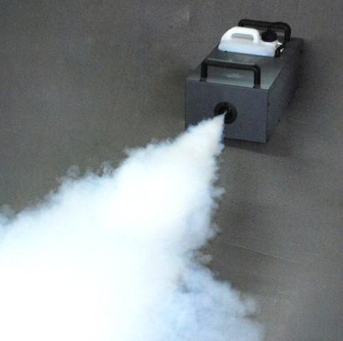 消防用超大型仿真烟雾输出设备白色造烟机火灾模拟烟雾发生器
