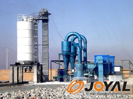 超细磨粉机在细粉行业发展前途广阔