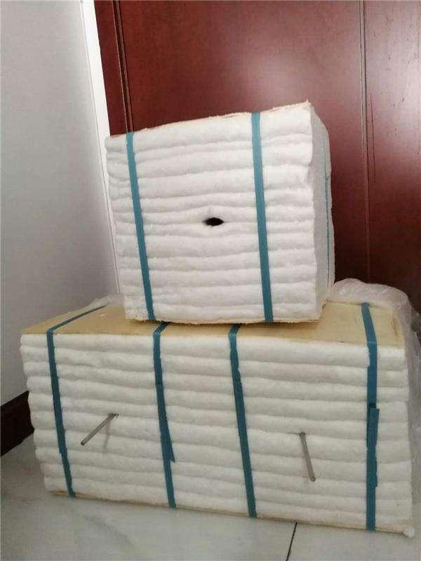 RTO专用保温棉1260型硅酸铝陶瓷纤维模块