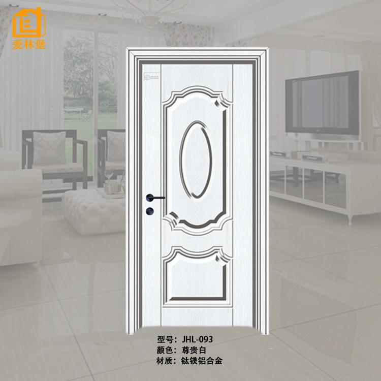 海南门厂直供卧室全铝套装门拼接铝合金房间门学校酒店门