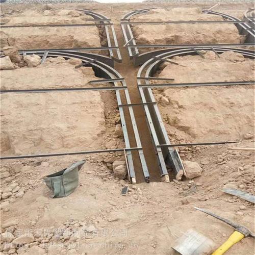现浇拱形骨架护坡模具2021年新款发布/模具设计