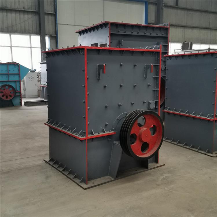 供应硅石矿石箱式破碎机 大入料口方箱制砂机