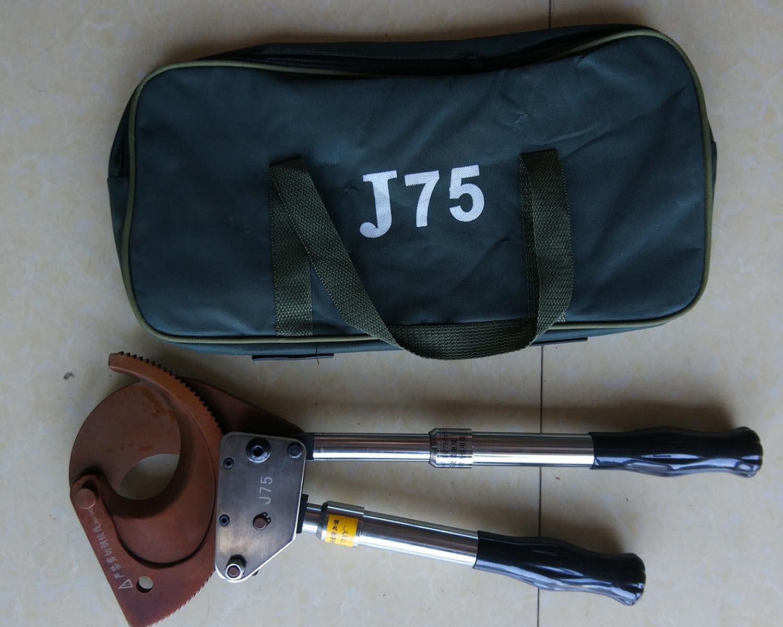 J-75棘輪電纜剪