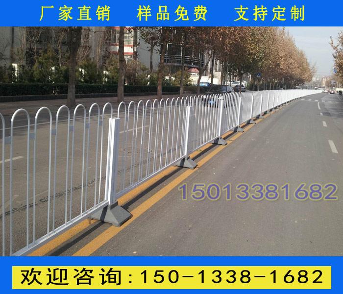 肇庆乙型护栏厂家 路中路侧围栏 云浮人行隔离栏杆