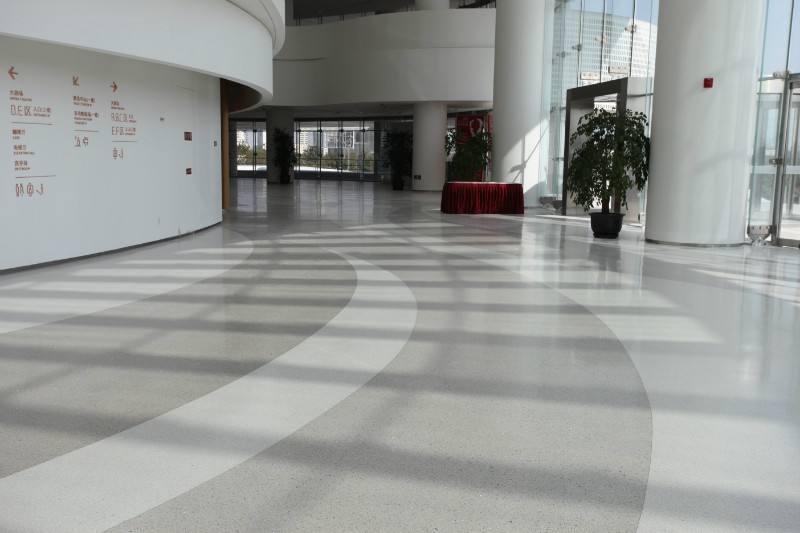 北京耐磨地坪施工水性环氧地坪漆价格金刚砂耐磨地坪料商业地坪