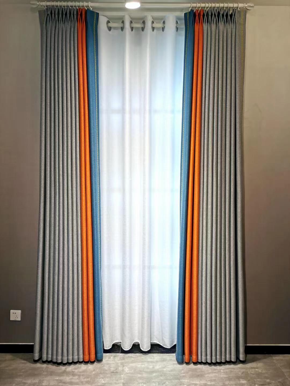 安康电动窗帘价格 安康遮光窗帘品牌