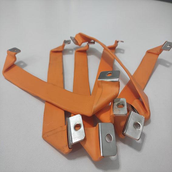 铜箔软连接供应 铜排加工定制 铜箔焊接件厂家供应