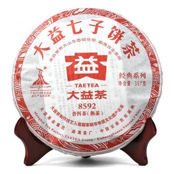 大益 003批 8592 广东茶有益有限公司