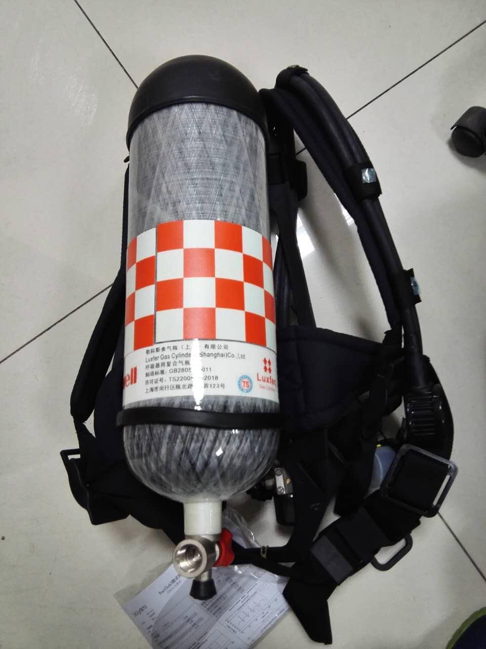霍尼韦尔正压空气呼吸器c900使用参数介绍