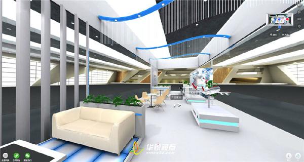 vr數字展廳的好處,3d虛擬展廳如何制作,廣州華銳互動