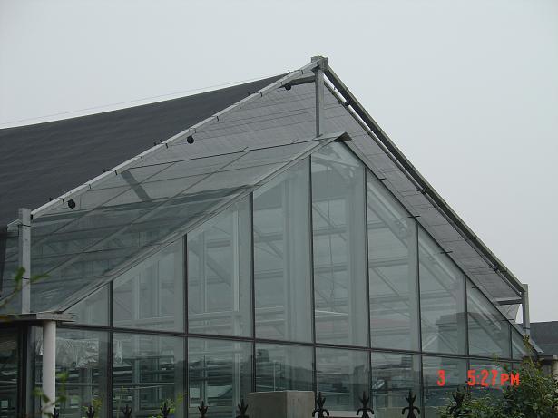 温室大棚外遮阳系统遮阳网
