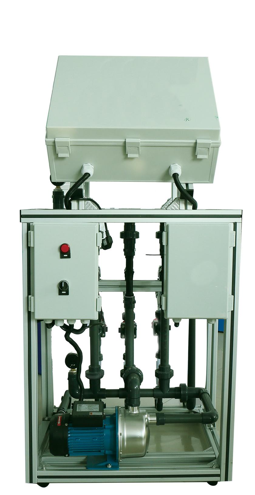 种植温室大棚水肥一体化喷灌机