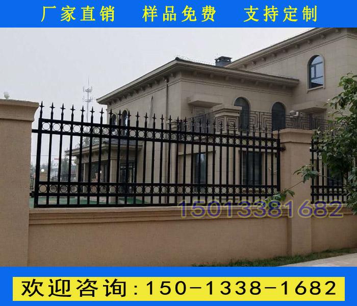 江門廠區欄桿,湛江工業區防護圍欄,停車場鋅鋼護欄多少錢