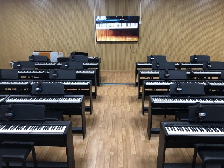 星銳恒通教學互動系統 支持小組合奏∣分組彈奏
