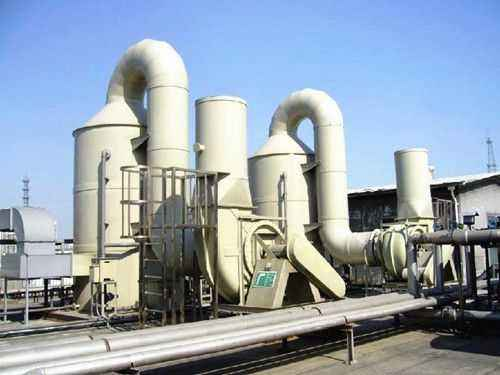 纸箱包装厂印刷废气处理工艺流程
