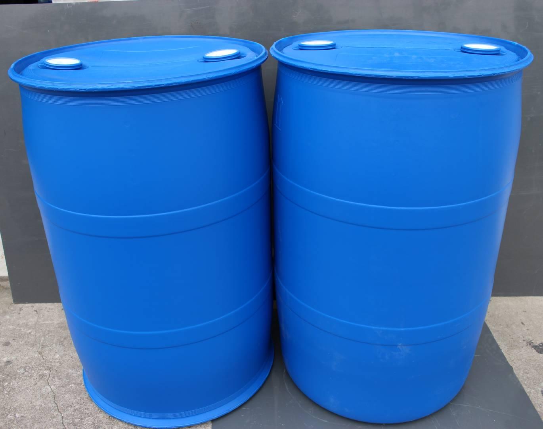 供應武漢 十堰 天門 200升化工桶  200升雙環閉口加厚塑料桶