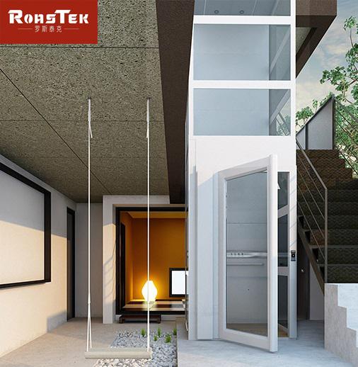 家用小型观光电梯,安全舒适的德国德国Roastek罗斯泰克