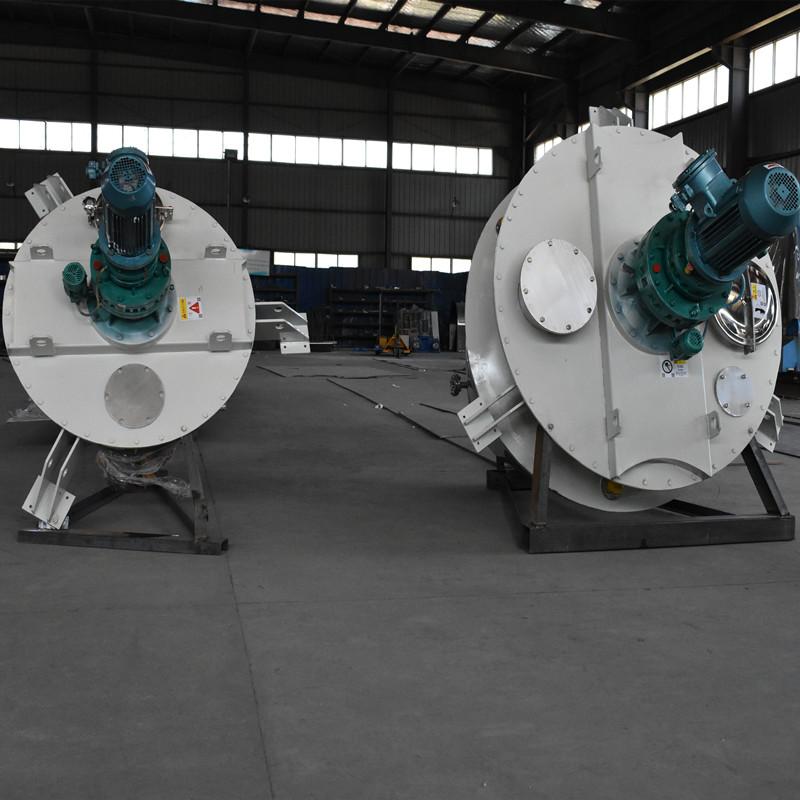 干混砂浆混合机CH-CSZX-3000双螺旋锥形混合机