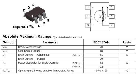 DC-DC单路降压芯片RY8122  SOT23-6