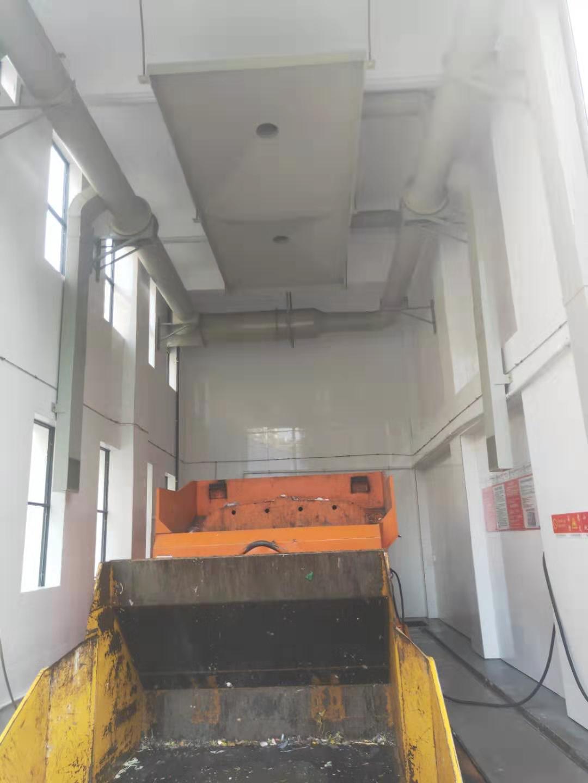 垃圾站高壓噴霧除臭設備 小區垃圾房除臭系統
