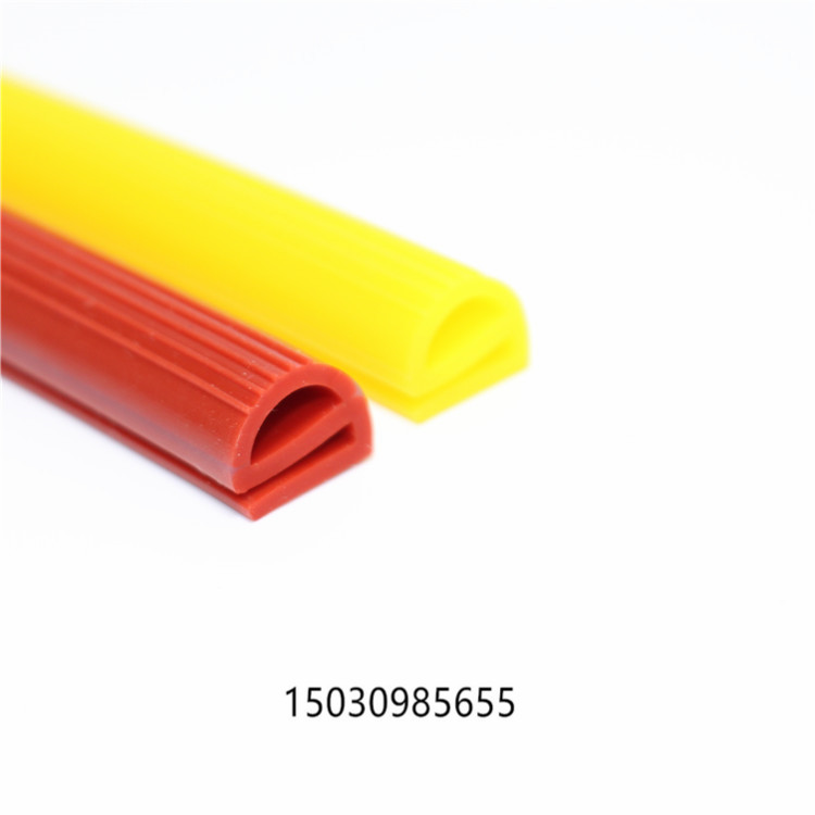 e型硅膠條 機柜密封條 硅橡膠密封條 耐高溫密封條