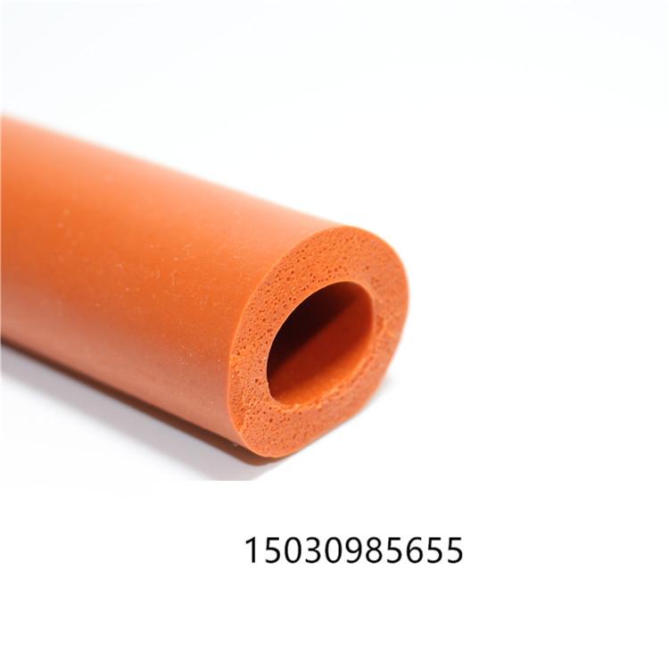 耐撕裂硅膠密封條 O型發泡管密封條