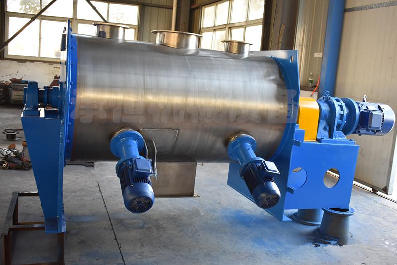木薯淀粉混合机CH-CLD-12000卧式犁刀混合机