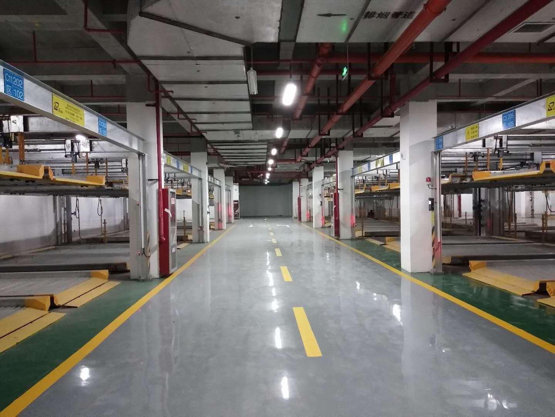 一款地上地下都能建的立體停車庫---奇佳制造