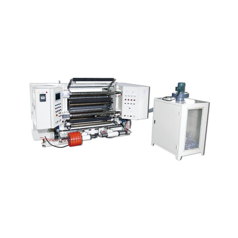 FQL-1300L型电脑控制高速分切机(一电机、二电机、三电机)