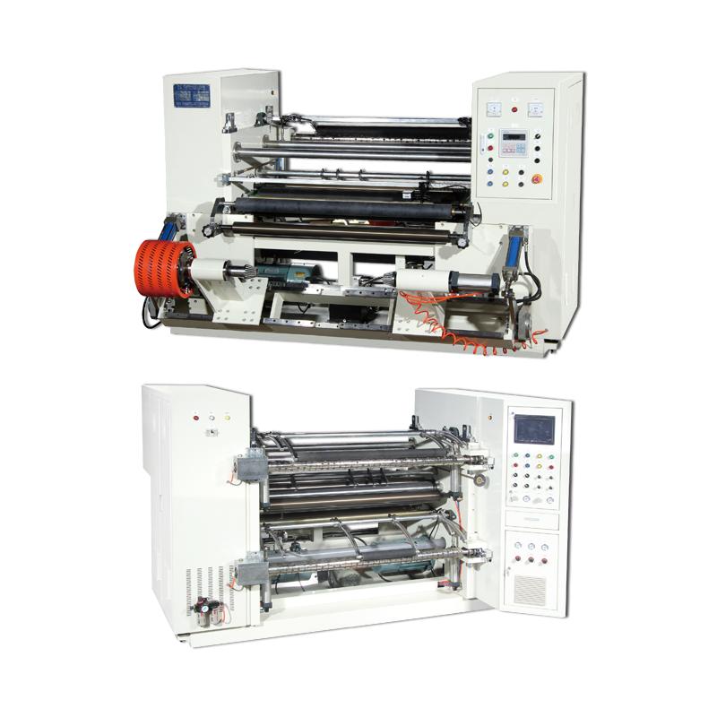 FQL-1300G型电脑控制高速分切机(一电机、二电机、三电机选配)