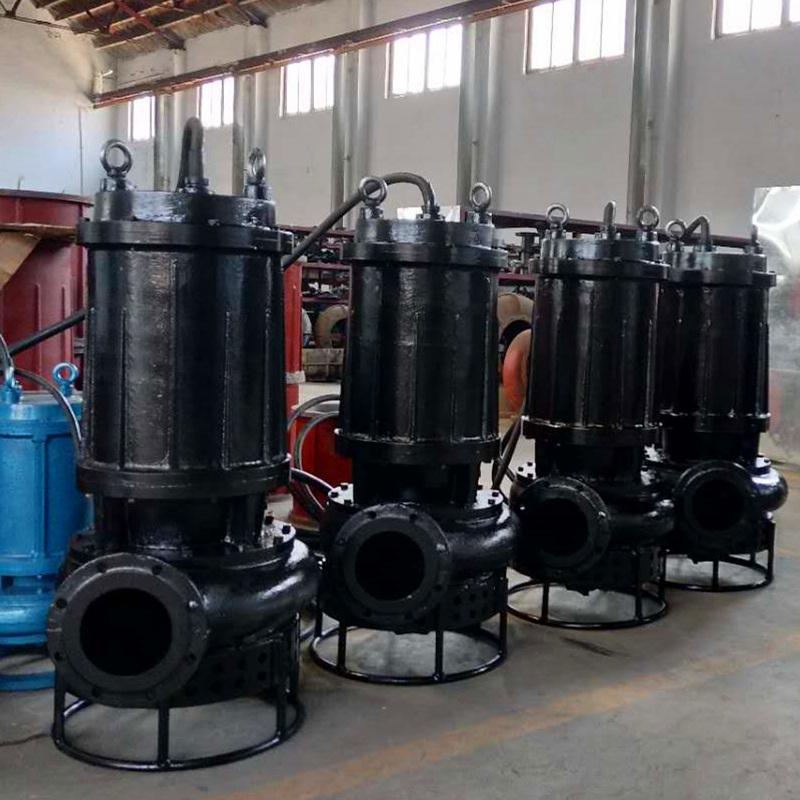 大口径潜水抽砂泵价格