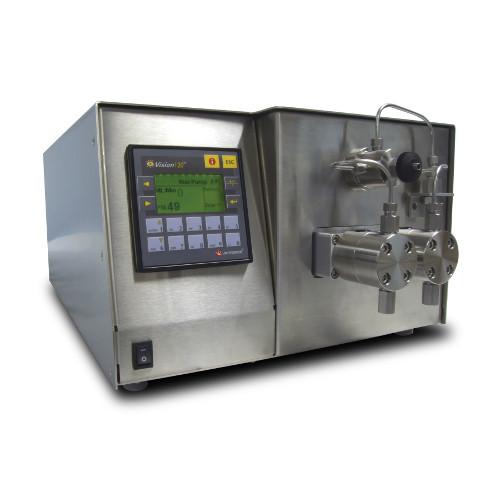 大流量微反应器配套高压精密平流泵HF300琛航销售