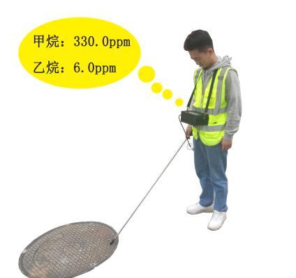 激光甲烷乙烷檢測儀