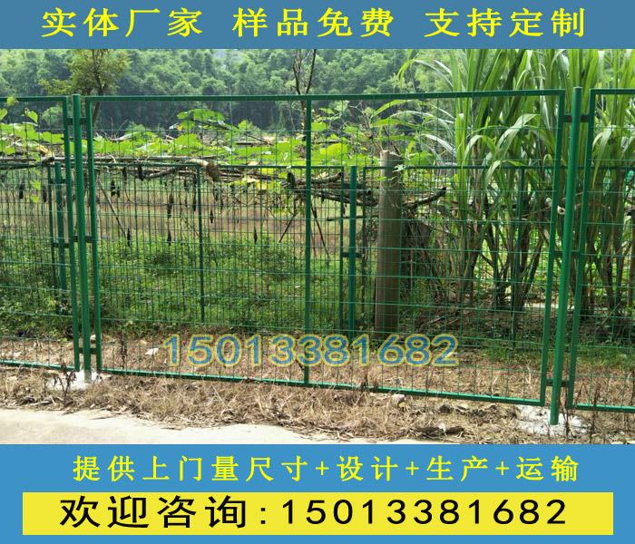 深圳焊接網隔離柵加工定做汕尾市政綠化帶圍欄
