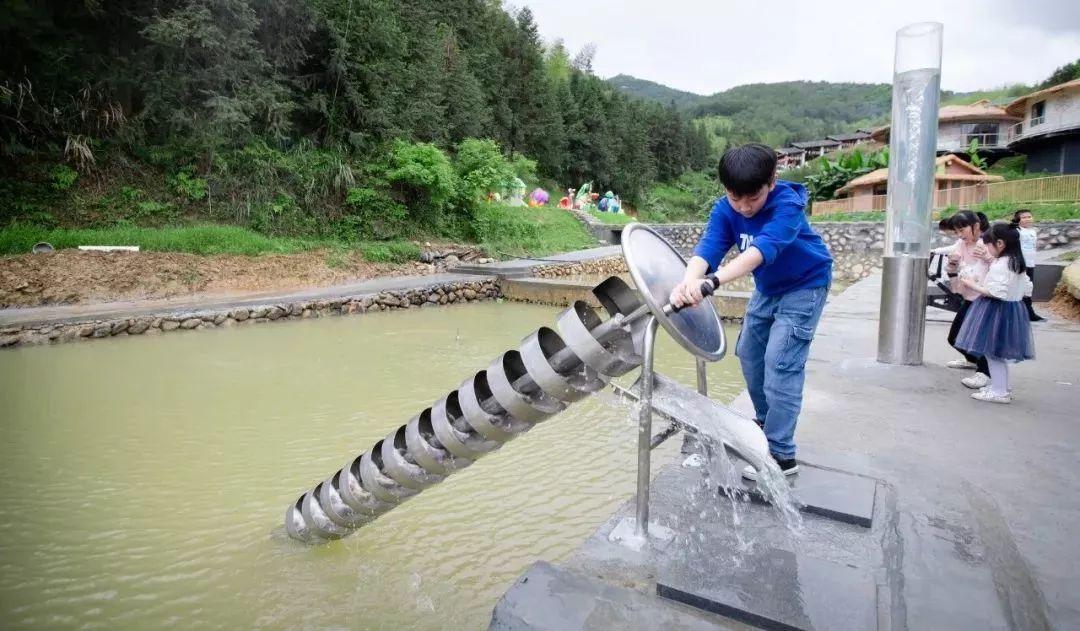 不銹鋼阿基米德取水器戶外非標兒童沙池玩水玩具游樂設備